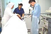 قسم المناظير التشخيصية والعلاجية